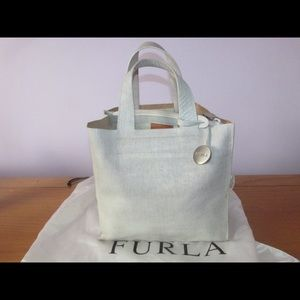 Authentic New Furla Tote